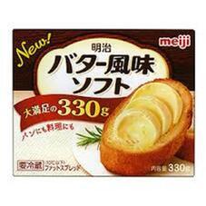 バター風味ソフト 138円(税抜)