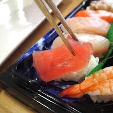 自慢の寿司ネタバイキング 1,000円(税抜)