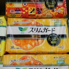 ロリエSP+スリムガード 198円