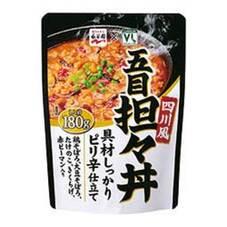 四川風五目坦々丼 108円