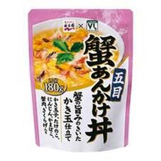 蟹あんかけ丼 108円