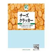 チーズクラッカー 108円