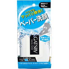 ギャツビーフェイシャルペーパー 298円(税抜)