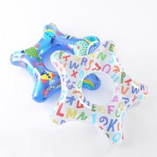 子供用星型浮き輪 500円(税抜)
