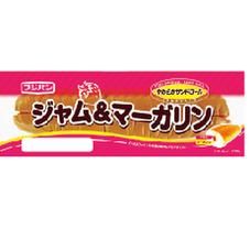 サンドロールジャム&マーガリン 68円(税抜)