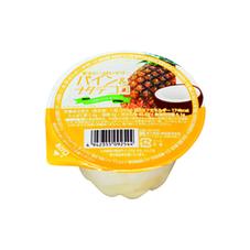 果実いっぱいゼリー(パイン&ナタデココ) 78円(税抜)