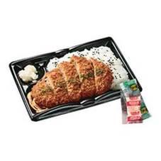 わらじメンチカツ弁当 324円