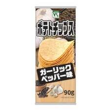 ポテトチップスガーリックペッパー 108円