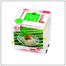 基本は自然オーガニック豆腐 98円