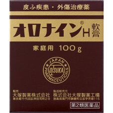 オロナインH軟膏 498円