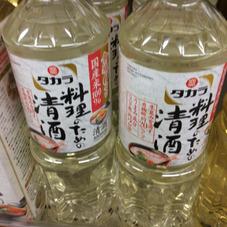 料理清酒 398円(税抜)