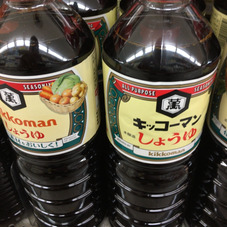 濃口醤油 197円(税抜)