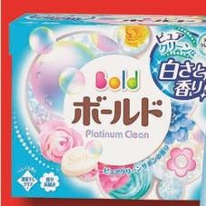 ボールド プラチナクリーン粉末 178円(税抜)