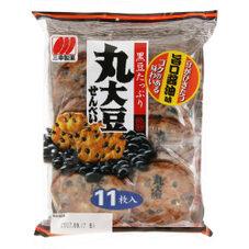 丸大豆せんべい 99円
