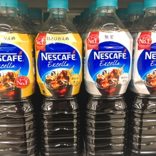 エクセラエボトルコーヒー 各種 88円(税抜)