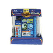 テトラ LEDライト付観賞魚飼育セット 4,980円