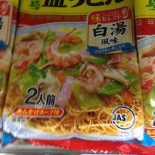 長崎皿うどん 157円(税抜)