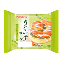 うぐいすロ-ル 89円(税抜)