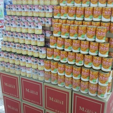 白桃缶▪みかん缶 99円(税抜)