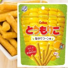 とうもりこ塩ゆでコーン味 108円(税抜)