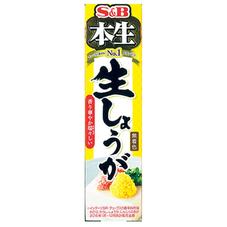 S&B 本生 生しょうが 138円(税抜)