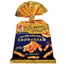 三幸 かりかりツイスト キャラメル 78円(税抜)