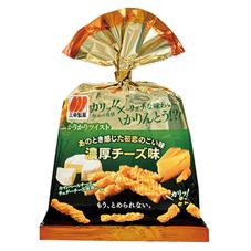 三幸 かりかりツイスト チーズ 78円(税抜)