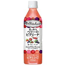 キリン 世界のKitchenから 真っ赤なベリーのビタミーナ 78円(税抜)