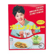 ボンカレー(甘口) 69円(税抜)