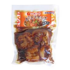 とろとろてびち(黒糖入り) 398円(税抜)