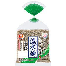 流水麺 そば 149円(税抜)