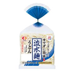 流水麺 うどん 149円(税抜)
