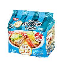 日清ラ王 冷し中華 しょうゆだれ5食 268円(税抜)