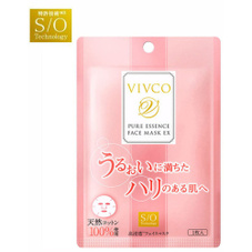 ヴィヴコ ピュアエッセンス フェイスマスクEX 300円(税抜)