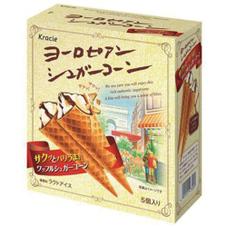 ヨーロピアンシュガーコーン 177円(税抜)