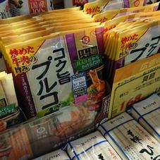 キッコーマン 具麺 168円(税抜)