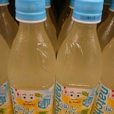 なっちゃん塩パイン 85円(税抜)