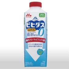 ビヒダスのむヨーグルト脂肪0 203円