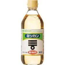 穀物酢 138円(税抜)
