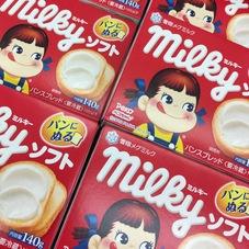 ミルキーソフト 198円(税抜)
