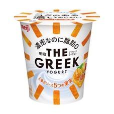 明治THE GREEK YOGURT5つの果実 108円
