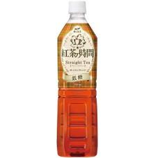 紅茶の時間 ストレート低糖 108円