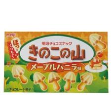 きのこの山 メープルバニラ味 108円