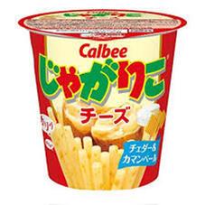 じゃがりこ チーズ 88円(税抜)