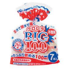乳酸菌飲料クロレラBIG100 168円(税抜)