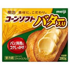 コーンソフトバター入り 138円(税抜)