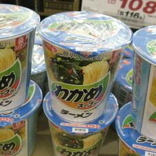 わかめスープ味ラーメン 108円(税抜)