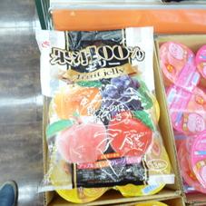 果汁100%ゼリー 188円(税抜)