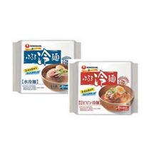 ふるる冷麺(水冷麺・ビビン冷麺) 99円(税抜)