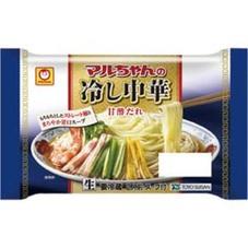 マルちゃんの冷し中華 甘酢だれ 2人前 158円(税抜)